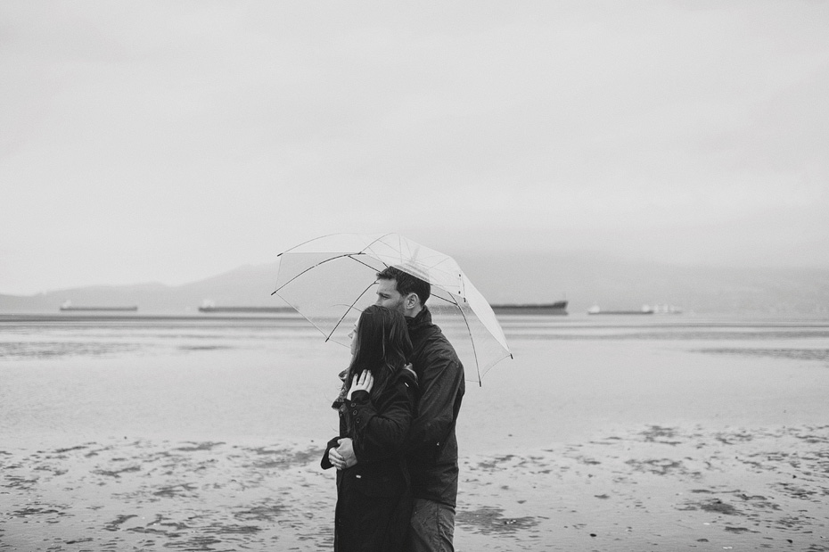 Spanish Banks Beach Engagement