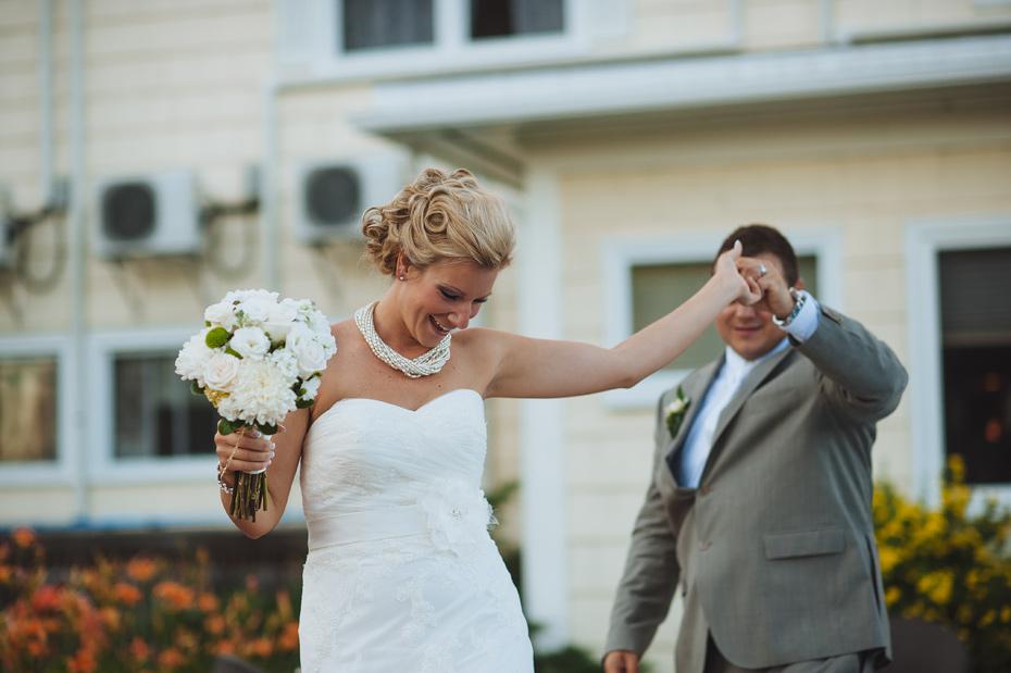 Danielle and Myles - Saint Andrews Wedding