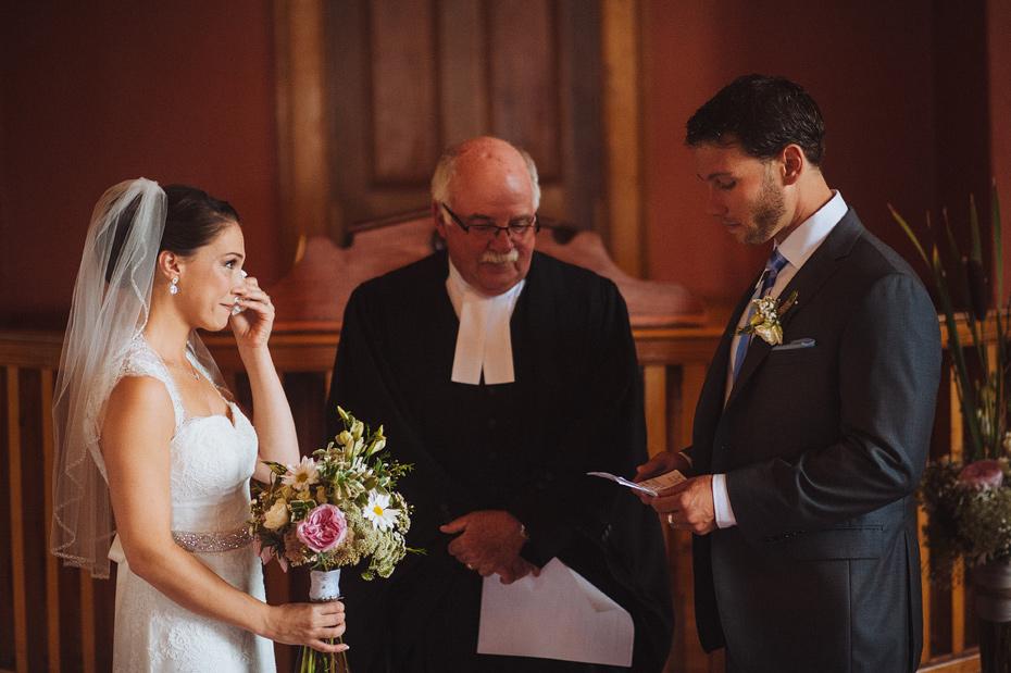Julia & Ryley - Hopewell Cage Wedding