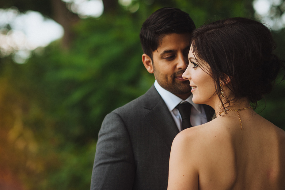 Meg and Sanj - Oromocto Wedding
