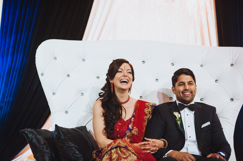 Meg and Sanj - Toronto Indian Wedding