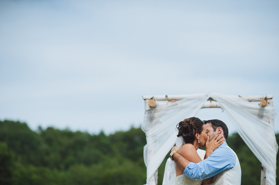 Sharon and Dave - Wedding - Chipman, NB