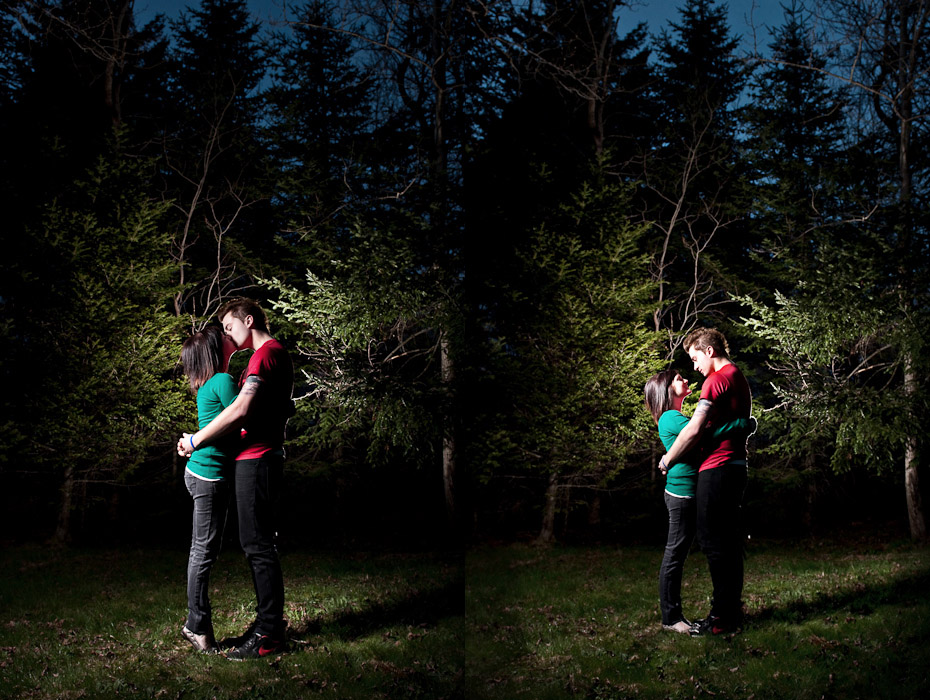 Adam and Kristen