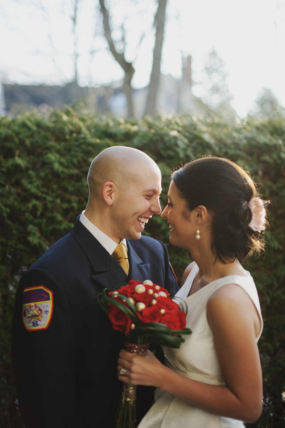 Andrea and Nick Wedding - Rothesay, NB