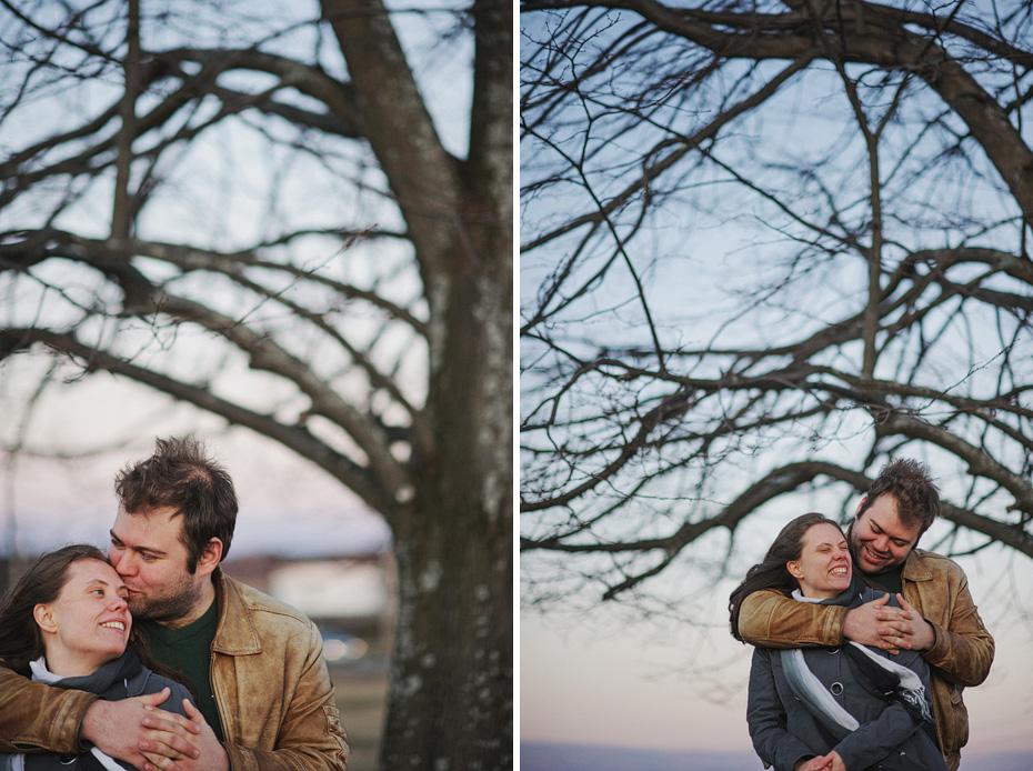 Annie & Ian Engagements - Saint John, NB