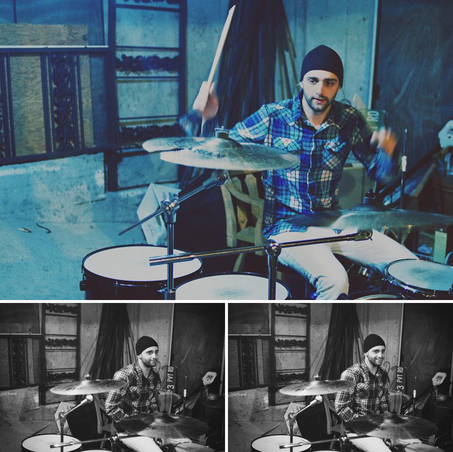 Chris, The Playdates