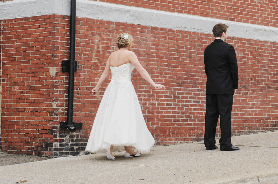 Ellie and Ryan Wedding - Saint John, NB