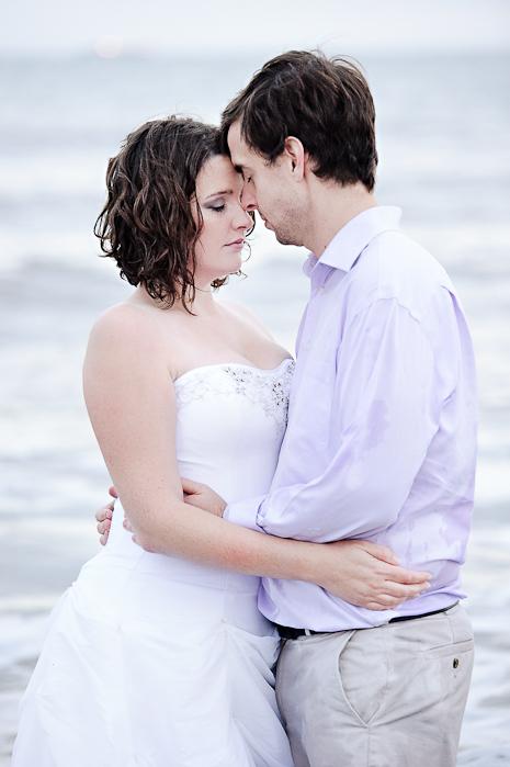 Pete and Jen - Trash the Dress