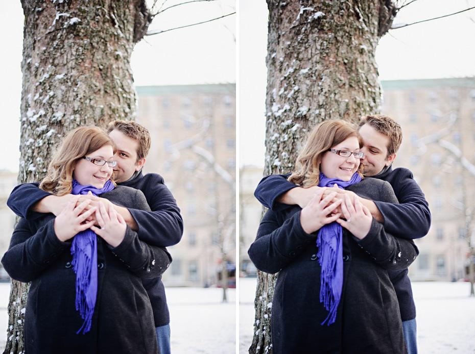 Jessica & Odjen - Saint John, NB