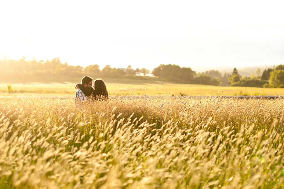 Jill and Adrian - Engagement