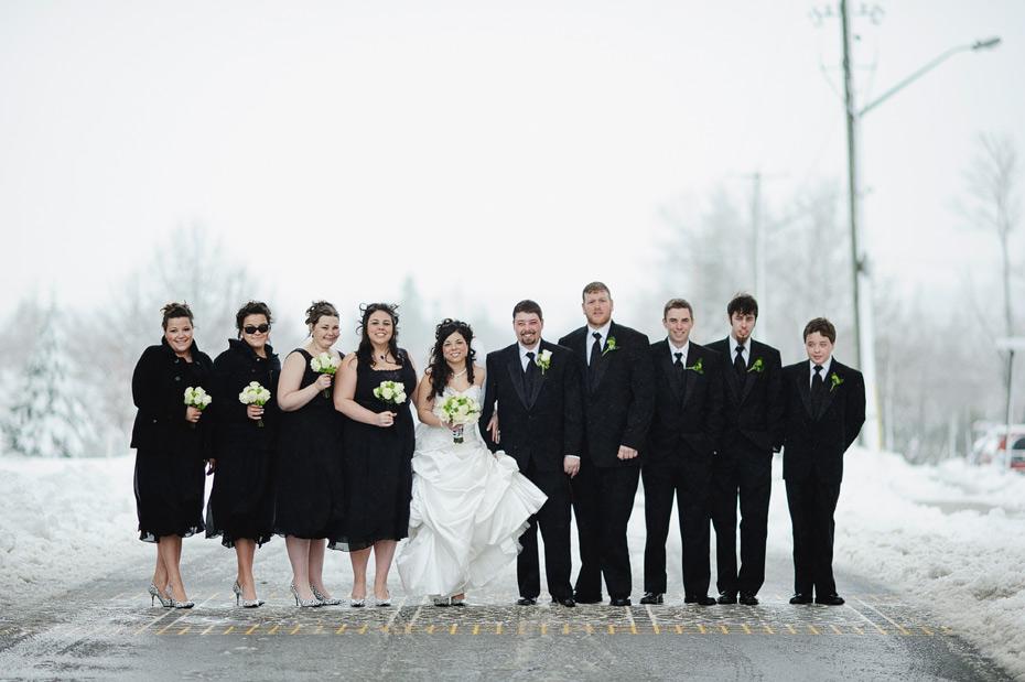 Kari and Joey Wedding