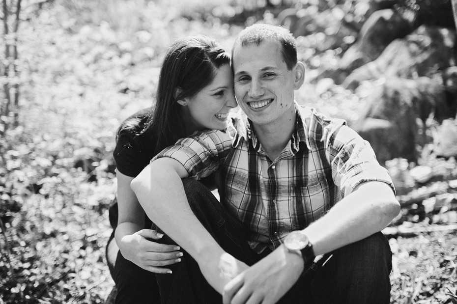 Kim and Nick Engagements - Saint John, NB