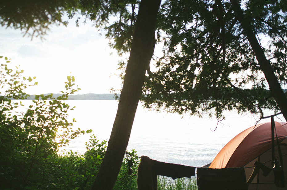 Canada Day Camping