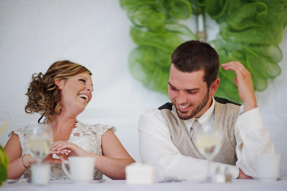 Melanie & Justin Wedding - Rothesay, NB