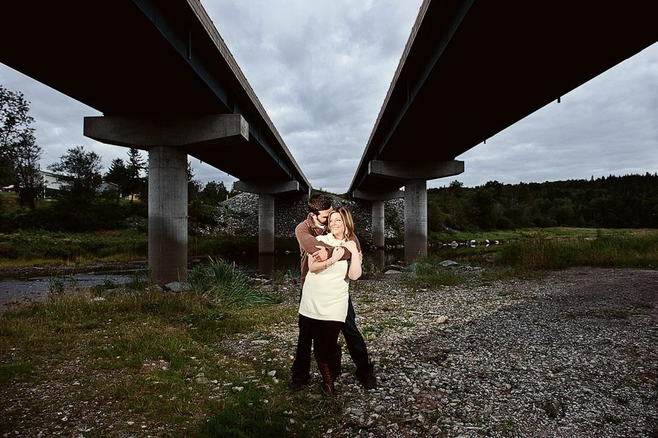 Melanie & Justin Engagements