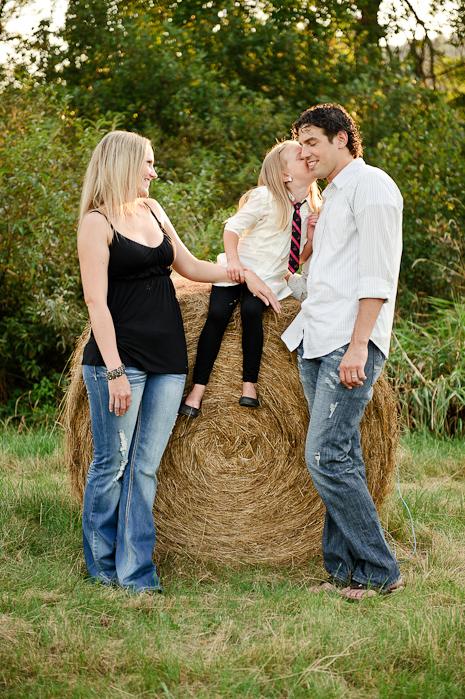 Shaun, Erin and Hannah