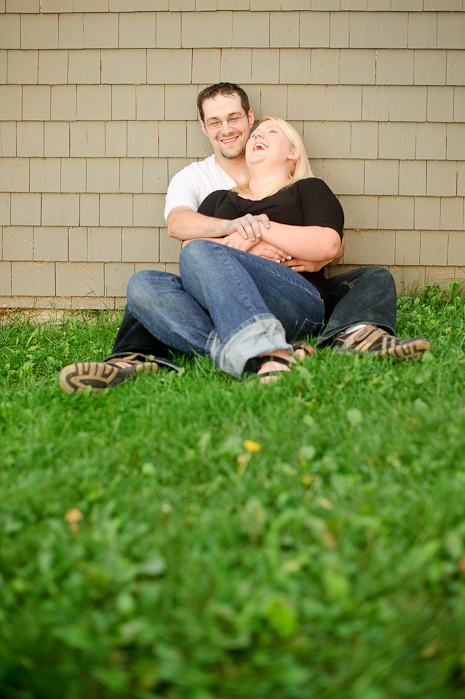 Tyler and Tanisha - Quispamsis, NB