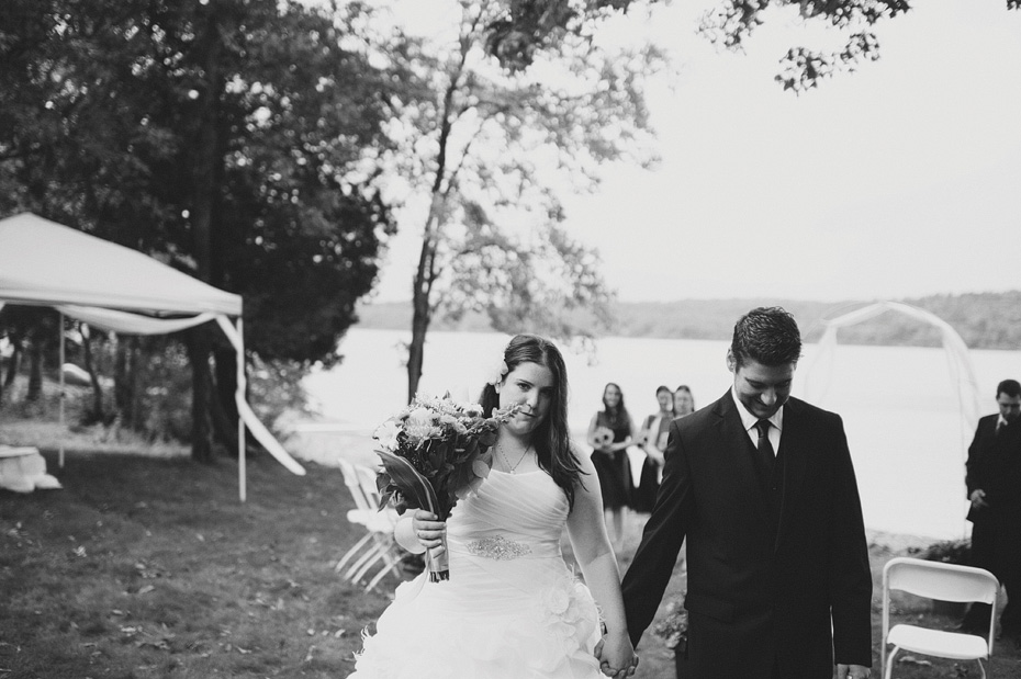 Krista and Matt - Wedding (Long Point, NB))
