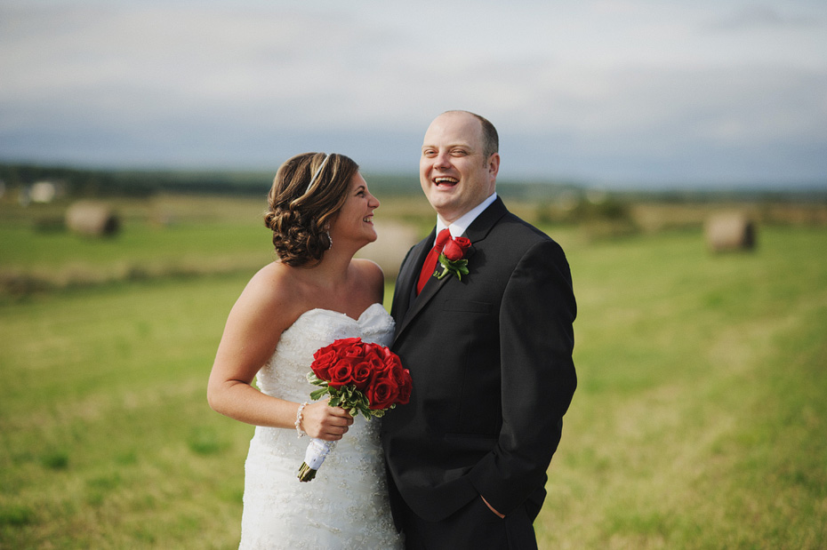 Nathalie and Les - Memramcook Wedding