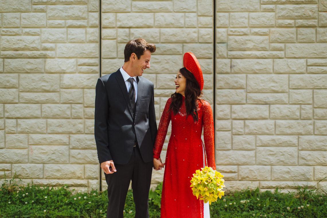 Hien & Rob – London Ontario Wedding