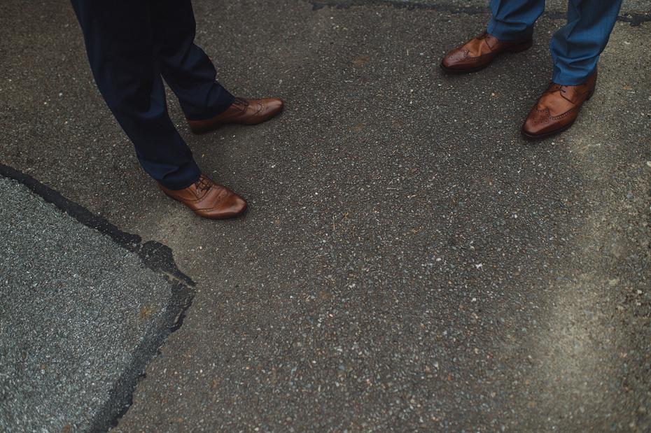 Leather Wedding Shoes