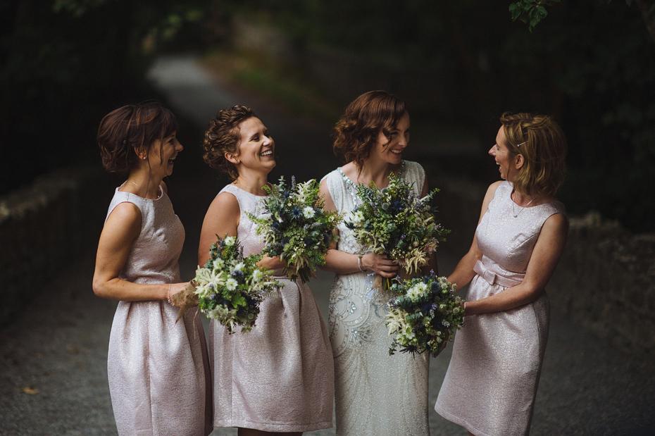 Irish Bridal Party