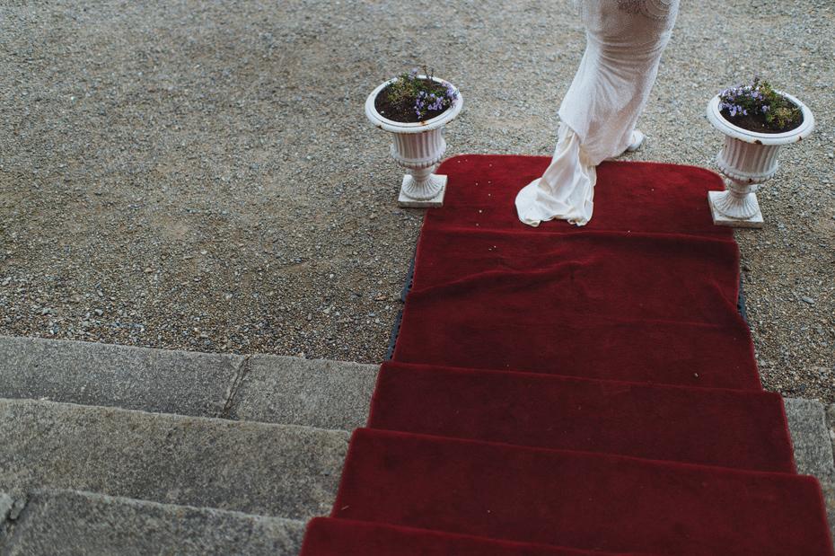 Horetown House Wedding Reception