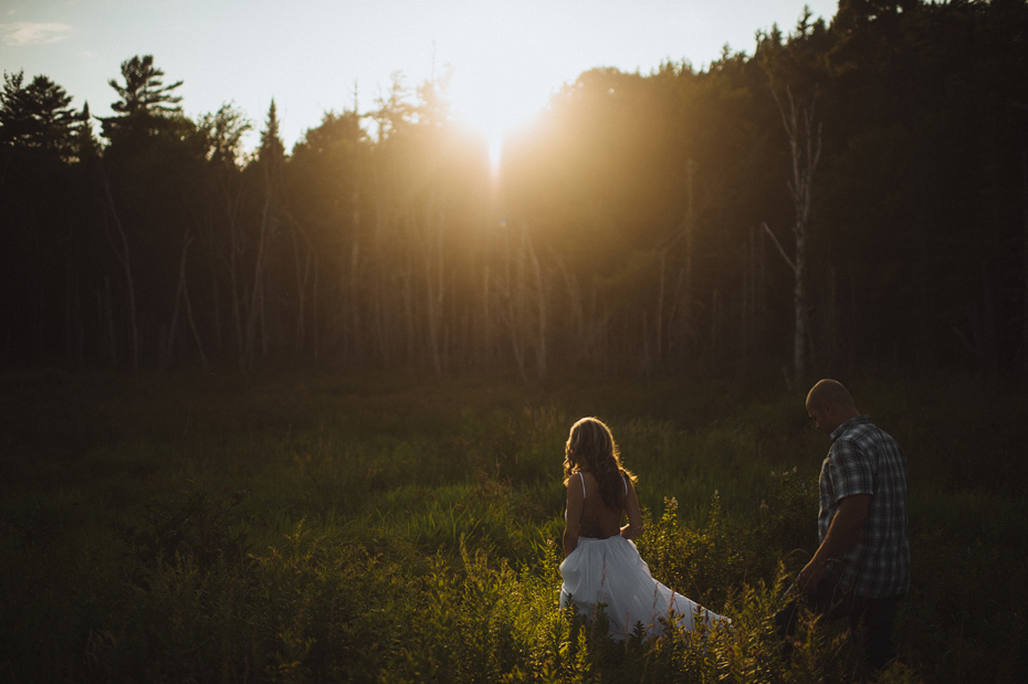 New Brunswick Engagement Photographer