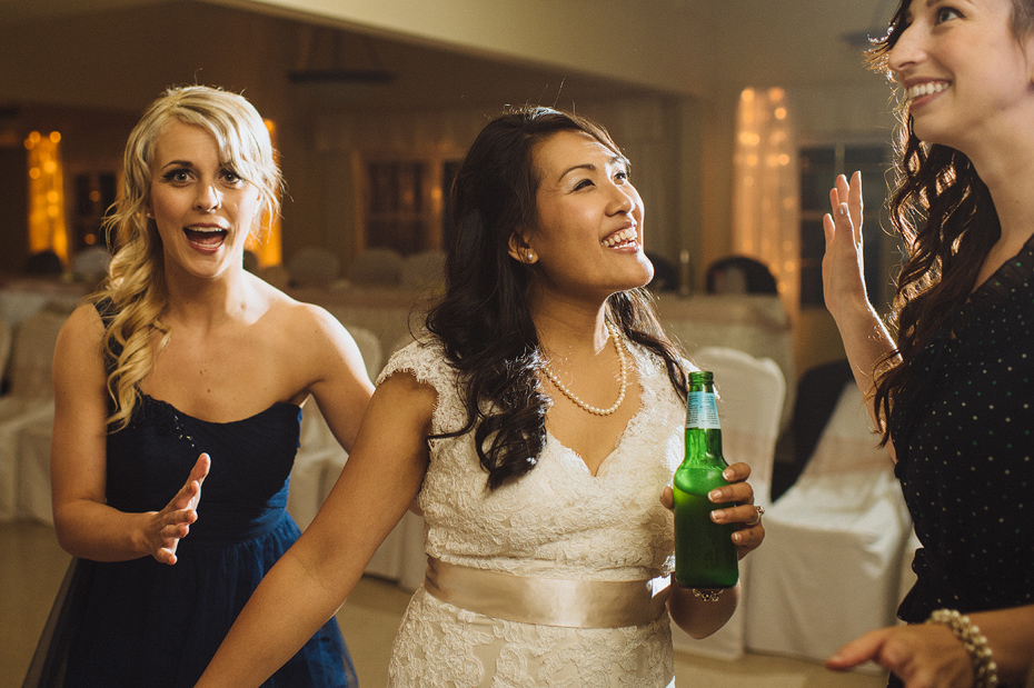 Lily Lake Wedding Dance