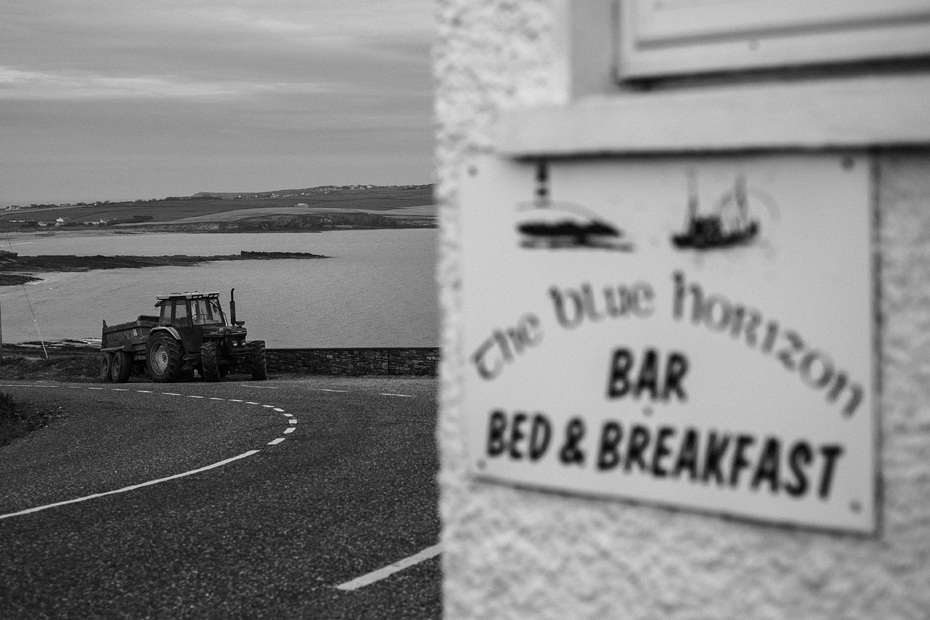 The Blue Horizon, Ireland
