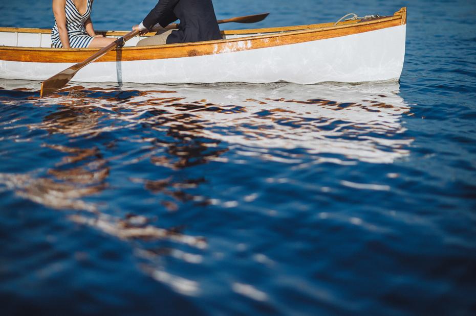 Nautical Engament Photos