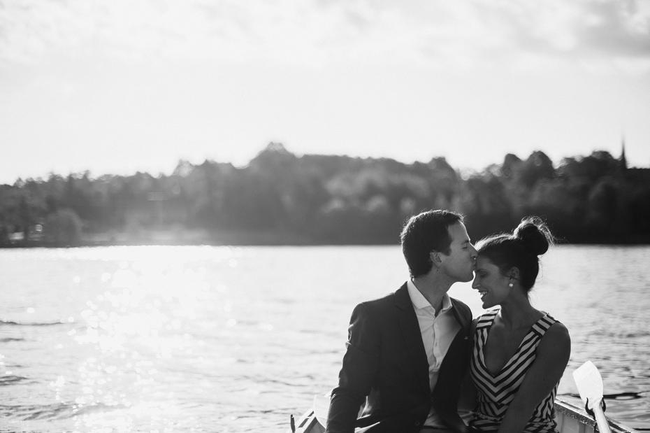 Rowboat Engagement