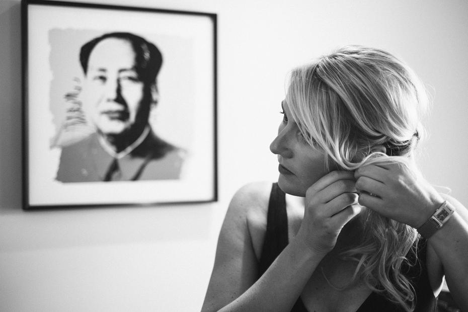 Mao Zedong Wedding Photo