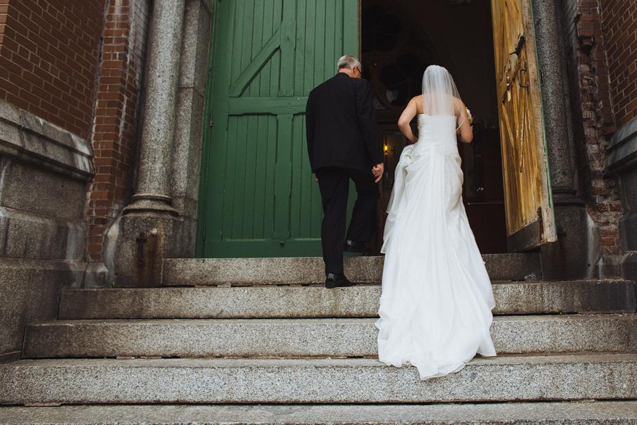 Halifax Church Wedding