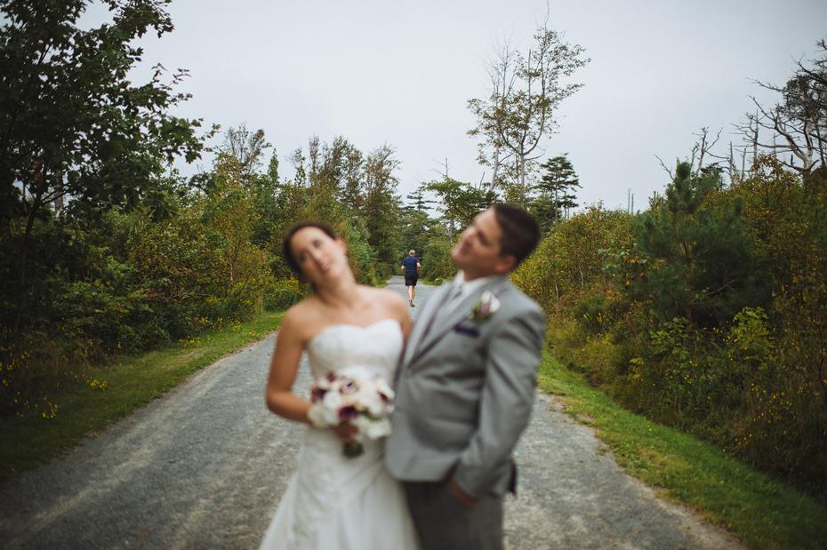 Point Pleasant Park Wedding