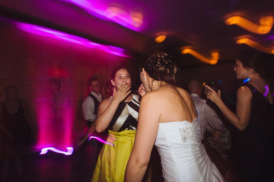 Pier 21 Wedding Reception