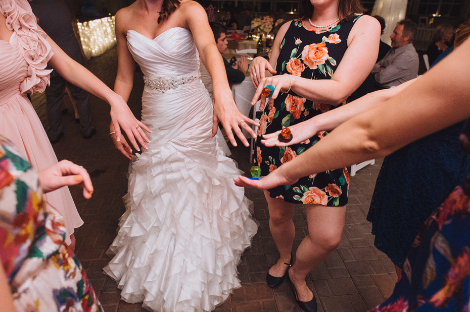 Sainte-Famille Wedding