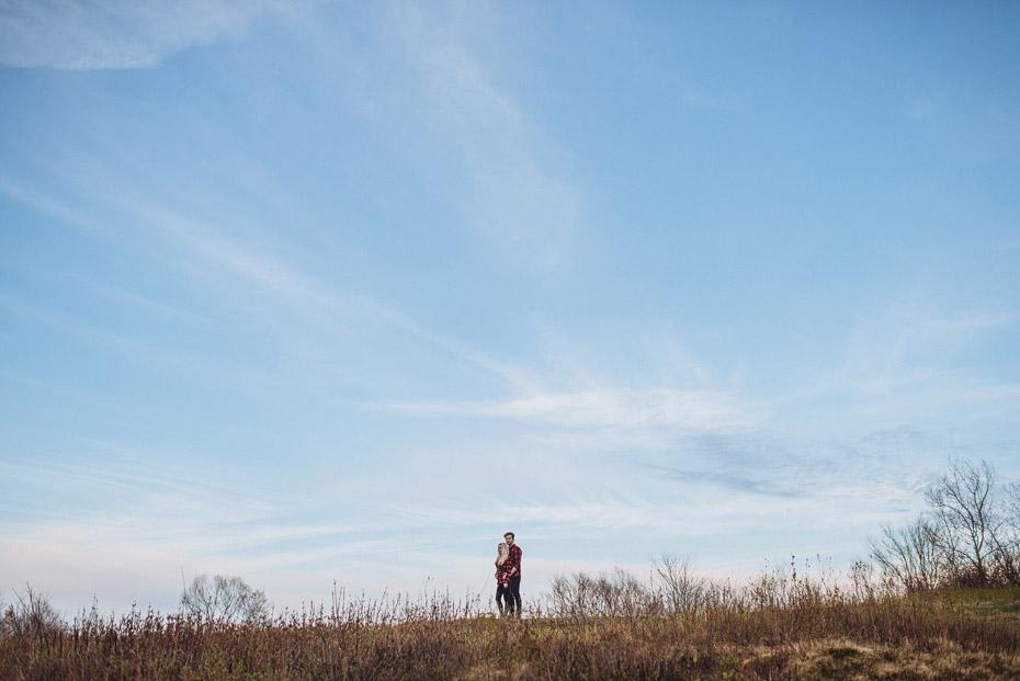 Couple Landscape Portrait