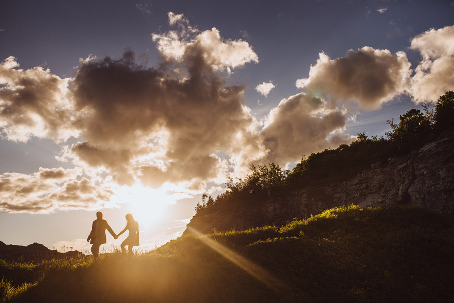 Epic Engagement Photos