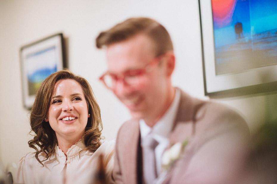 Saint John Arts Center Wedding Reception