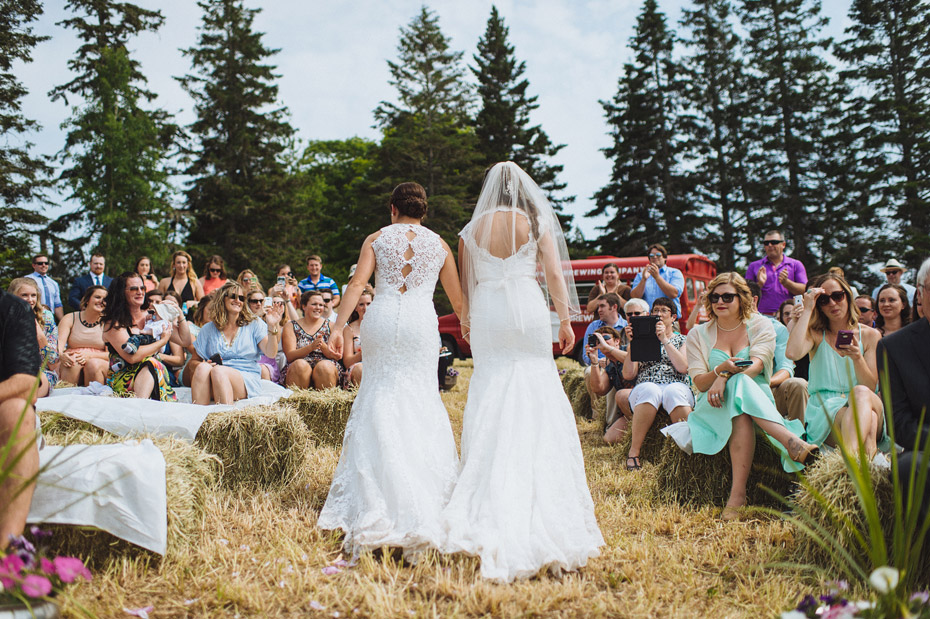 PEI Farm Wedding
