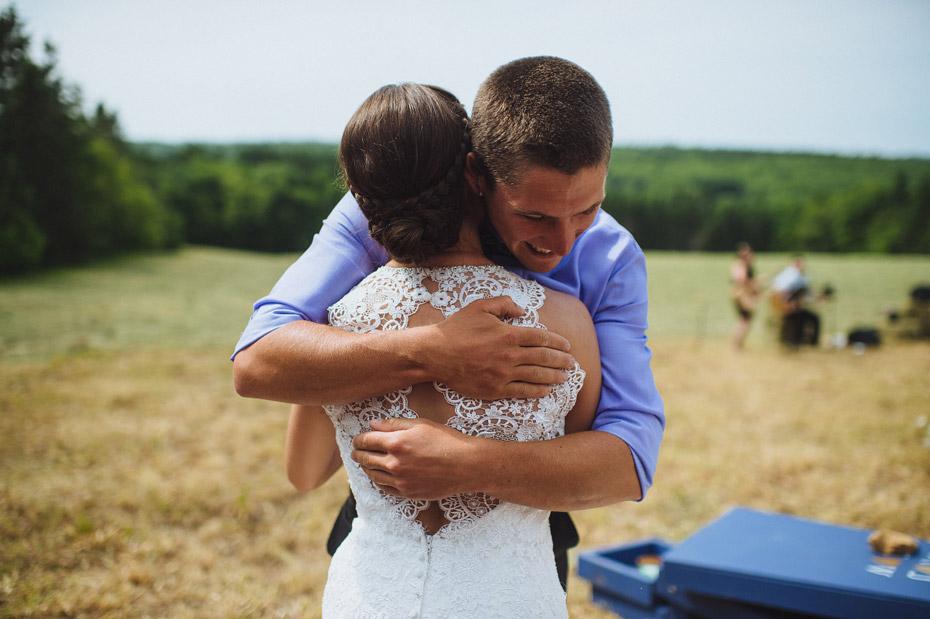 PEI Outdoor Wedding