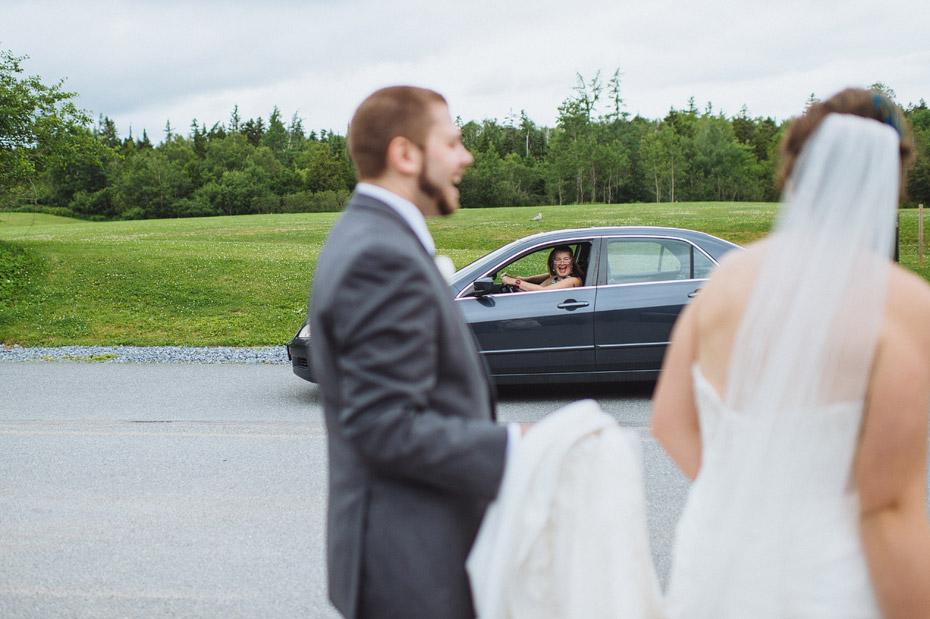 Rothesay Netherwood School Wedding