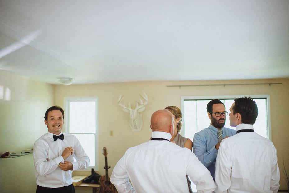 Saint John Wedding Preparation