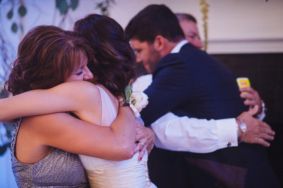 Emotional Wedding Reception