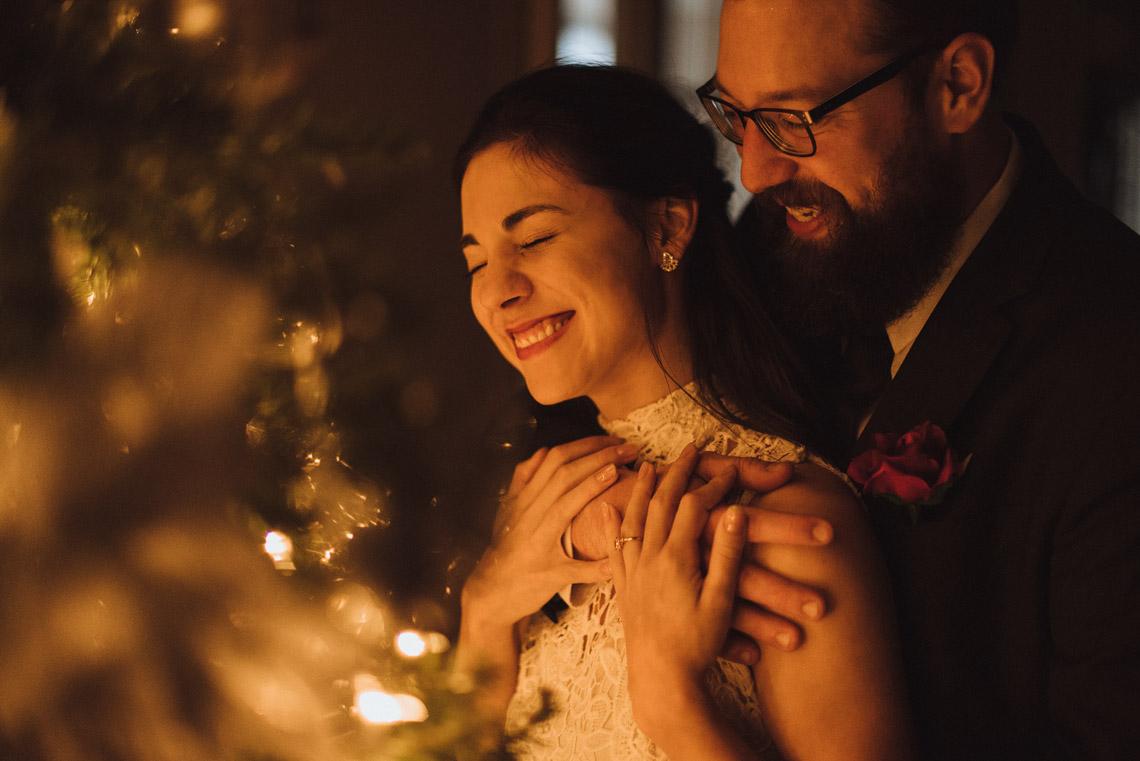 Christmas Eve Wedding