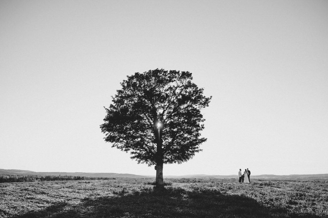 Kendell & Aaron – New Brunswick Elopement