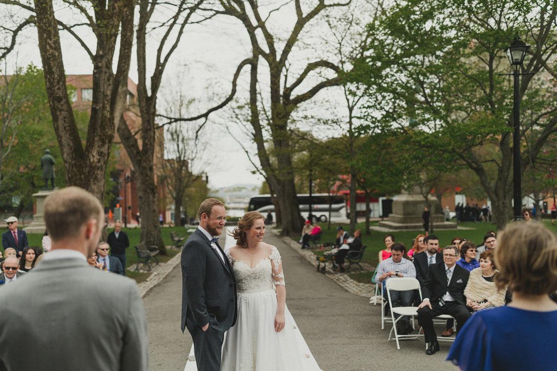 Saint John Marina wedding