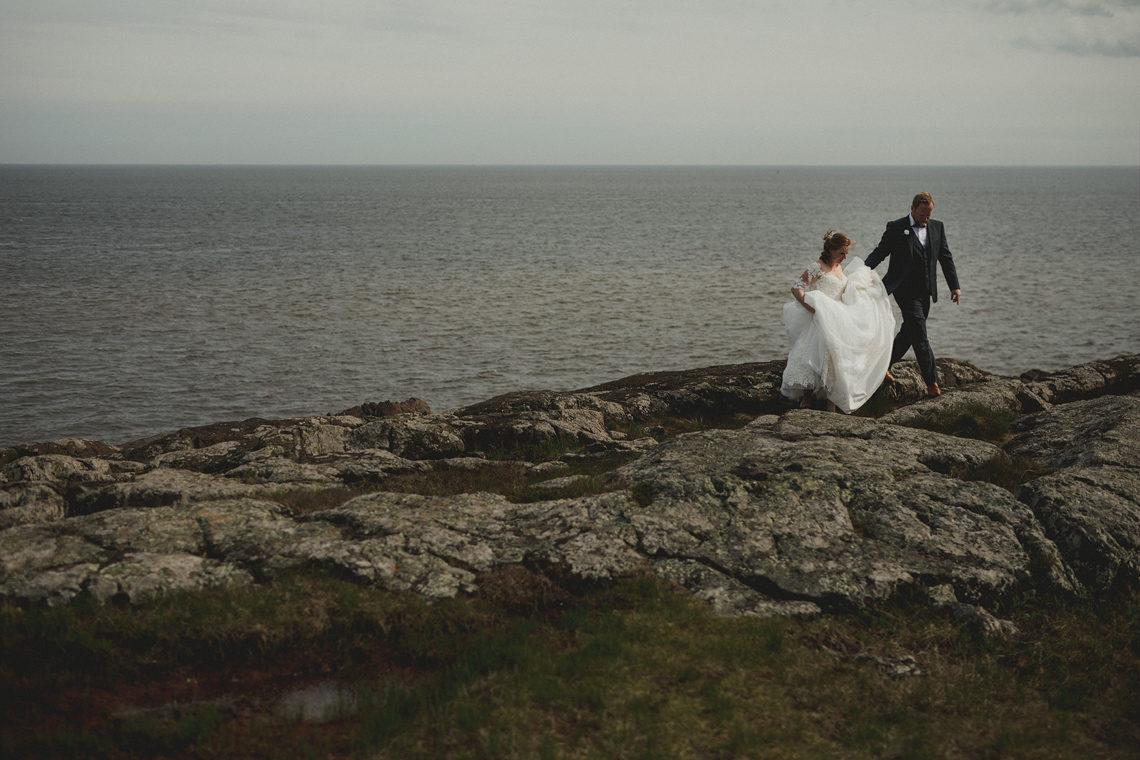 Elizabeth & Colum – Kings Square Wedding