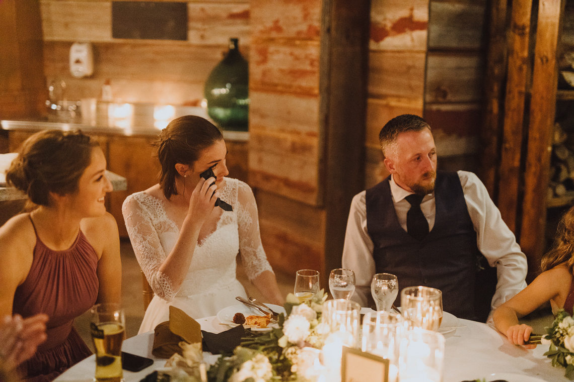 PEI Brewing company wedding